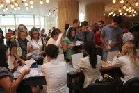 202 persoane angajate ca urmare a Bursei locurilor de muncă, din luna aprilie