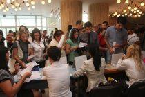 Rezultatele Bursei locurilor de muncă pentru absolvenți: 80 de persoane angajate