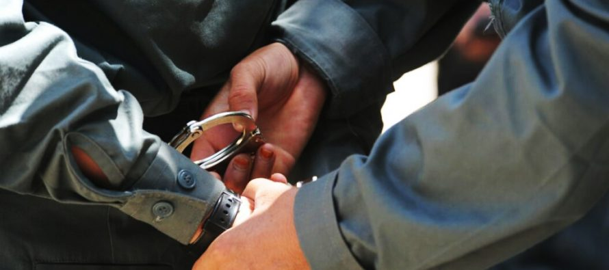 Un bărbat a furat un bidon cu lichid de frână dintr-o stație peco