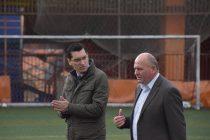 Parteneriat pentru înlocuirea gazonului pe Stadionul Municipal