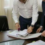 Semnare Proiect Ionel Arsene