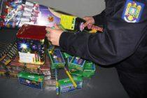 """Acţiunea """"Foc de artificii"""", declanșată de Poliţia Română la nivel naţional"""