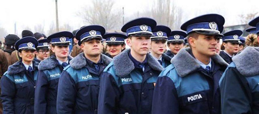 S-au deschis înscrierile la școlile de poliție