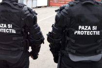 Agenţii de pază verificaţi de poliţişti