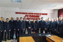 Avansări în grad la ISU Neamţ, cu ocazia Zilei Naţionale a României