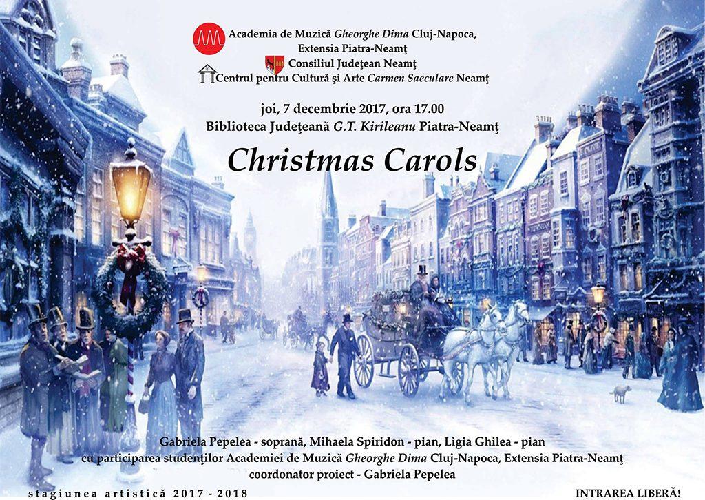 Concert Christmas Carols Gabriela Pepelea