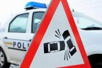 Accident rutier cu 3 victime din cauza neacordării de prioritate