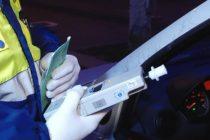 Tânăr din Piatra Neamț prins la volan fără permis și sub influența alcoolului
