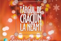 Târgul de Crăciun la Neamţ – programul zilei 29 decembrie