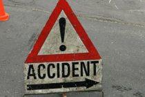 Un şofer din Mureş a făcut accident în Tg. Neamţ pentru că nu a acordat prioritate