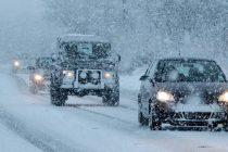 IPJ Neamţ: ALEGE VIAŢA! Conduceţi prudent, pe timp de iarnă!