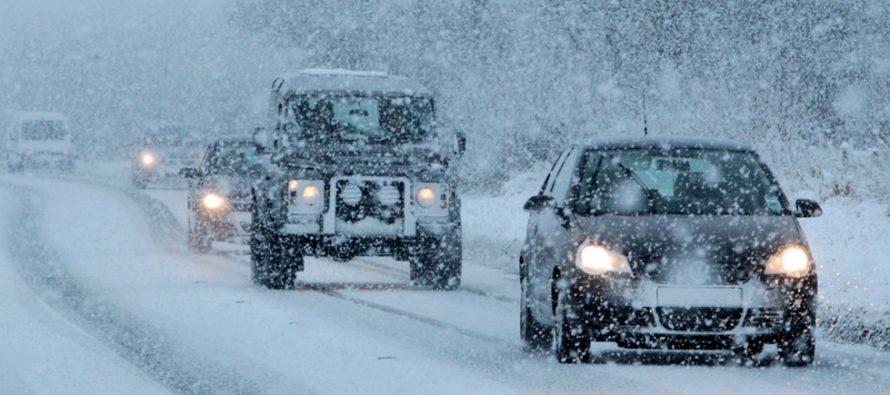 Recomandări pentru șoferi în condițiile circulației pe timp de iarnă