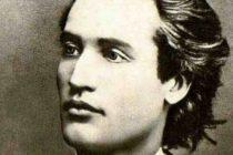 168 de ani de la naşterea marelui poet naţional, Mihai Eminescu