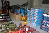 38.141 articole pirotehnice confiscate de poliţiştii nemţeni în perioada 21 noiembrie – 5 ianuarie