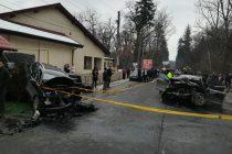 Accident rutier grav cu 4 victime la Vînători Neamţ. O persoană a decedat.