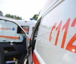 Fetiță de 6 ani rănită într-un accident rutier
