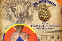 28 februarie – Ziua Protecţiei Civile din România. Ziua porţilor deschise la ISU Neamţ.
