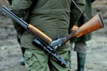 Braconier depistat de poliţiştii din Gârcina