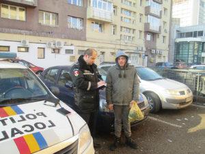 Cersetori politia locala