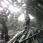 Incendiu Centrala Termica Agapia