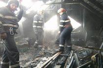 Incendiu produs în camera centralei termice, la o locuinţă din Agapia