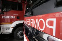 Explozie din cauza unei acumulări de gaze în municipiul Roman