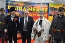 Municipiul Piatra Neamţ prezent la Târgul de Turism al României