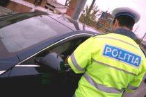 Tânăr din Stănița prins fără permis de conducere la volan