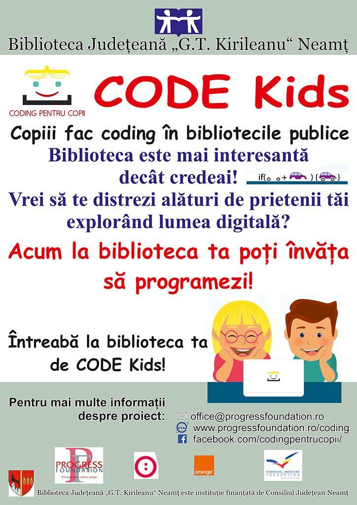 Afis code kids