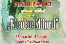 """Concursul Naţional de Arte Plastice """"Nicolae Milord"""" – ediţia a II-a"""