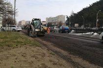 A început sezonul asfaltărilor