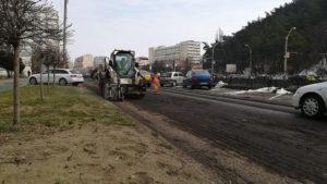 Decopertare asfalt Piatra neamt