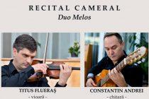 """Recital """"Duo Melos"""" la Piatra Neamţ"""