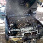 Incendiu masina Roman