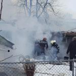 Incendiu locuinta Bodesti