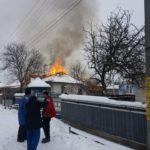 Incendiu pompieri Bodesti