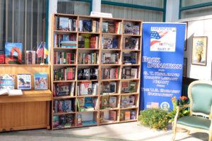 Raftul American la Biblioteca Judeteana