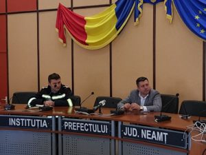 Sedinta prefect Vasile Panaite
