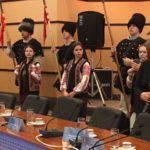 Unirea cu Moldova la Consiliul Judetean Neamt
