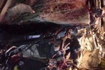 Accident rutier cu victimă încarcerată la Borca