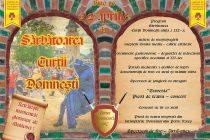 """Programul """"Sărbătorii Curţii Domneşti"""", ediţia a III-a"""