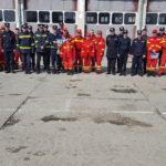 Echipa pompieri ISU