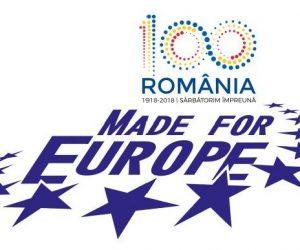 """Elevi nemţeni premiaţi la concursul naţional """"Made for Europe 2018"""""""