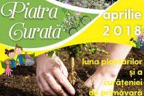 """Campania de ecologizare """"Piatra Curată"""" – 2018"""