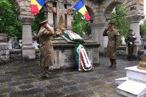 Ceremonie de comemorare a veteranilor de război la Piatra Neamț