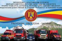 ISU Neamţ scoate la concurs un post de subofiţer tehnic