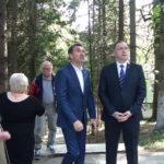 Ministrul Mihai Fifor sanatoriul Baltatesti