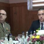 Ministrul Apararii Mihai Fifor