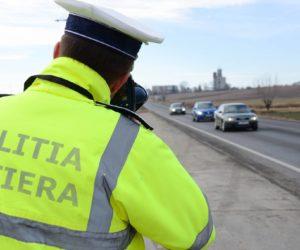 Polițiștii rutieri vor fi la datorie în minivacanța de 1 iunie