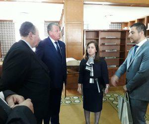 Vicepreşedintele CJ Neamţ, Ion Asaftei, vizită oficială în Egipt
